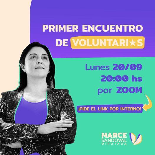 Marcela Sandoval - Sumate